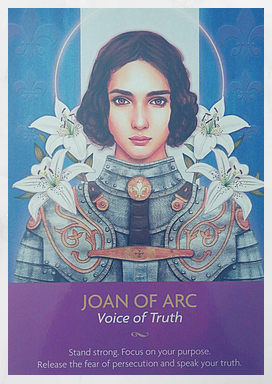 Joan of Arc: Voice of Truth