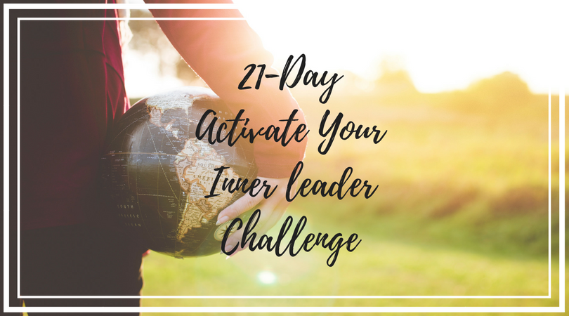 21-Day Activate Your Inner Leader ChallengeWeb